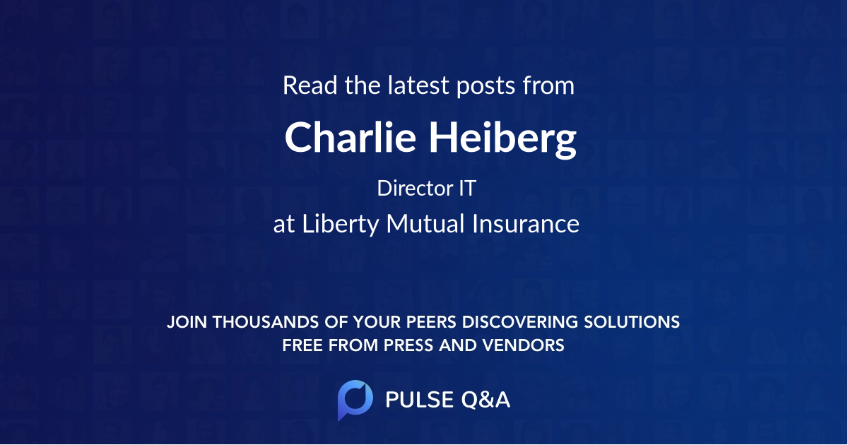Charlie Heiberg