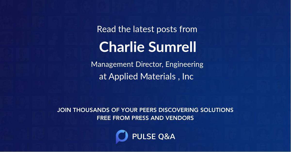 Charlie Sumrell