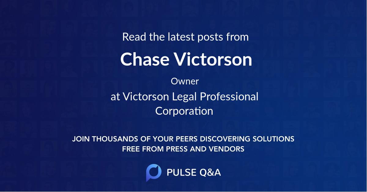 Chase Victorson