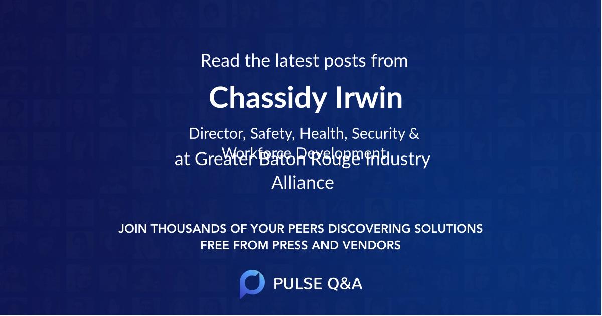 Chassidy Irwin