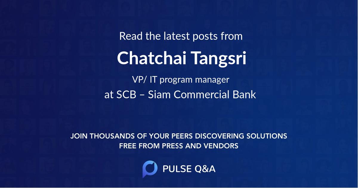 Chatchai Tangsri