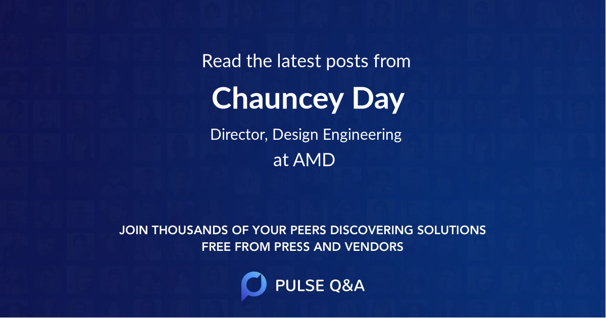 Chauncey Day