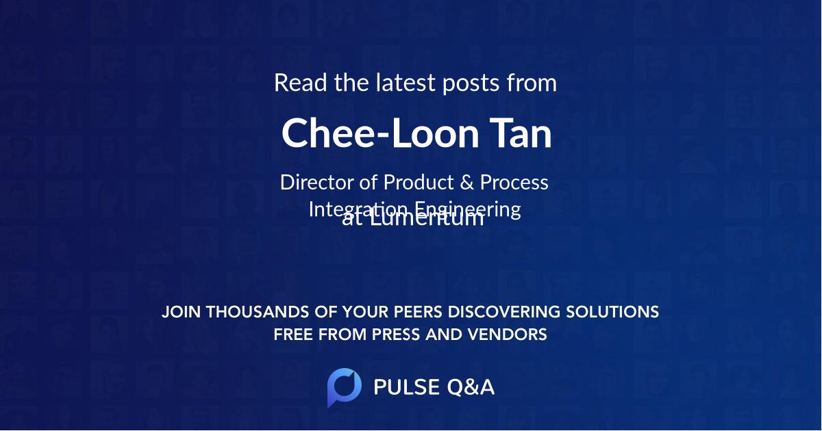 Chee-Loon Tan
