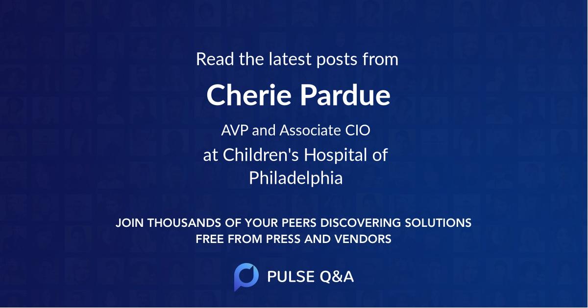 Cherie Pardue