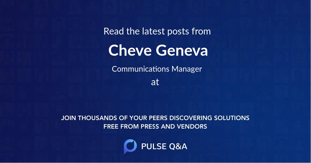 Cheve Geneva