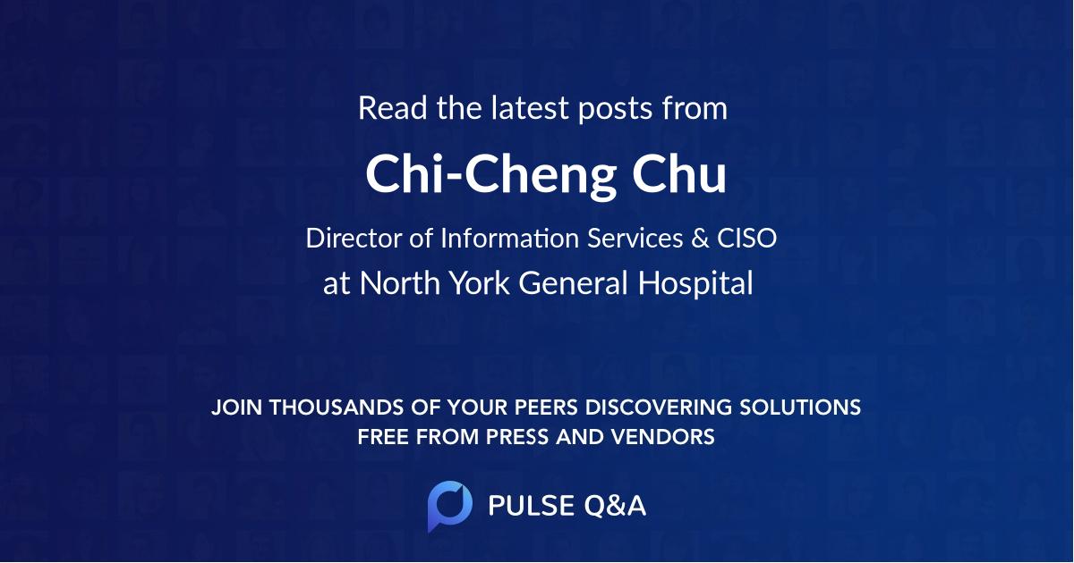Chi-Cheng Chu