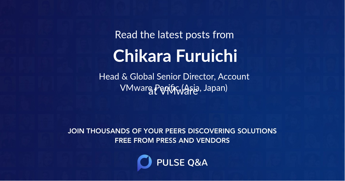 Chikara Furuichi