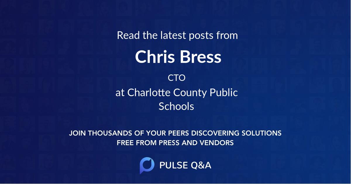 Chris Bress