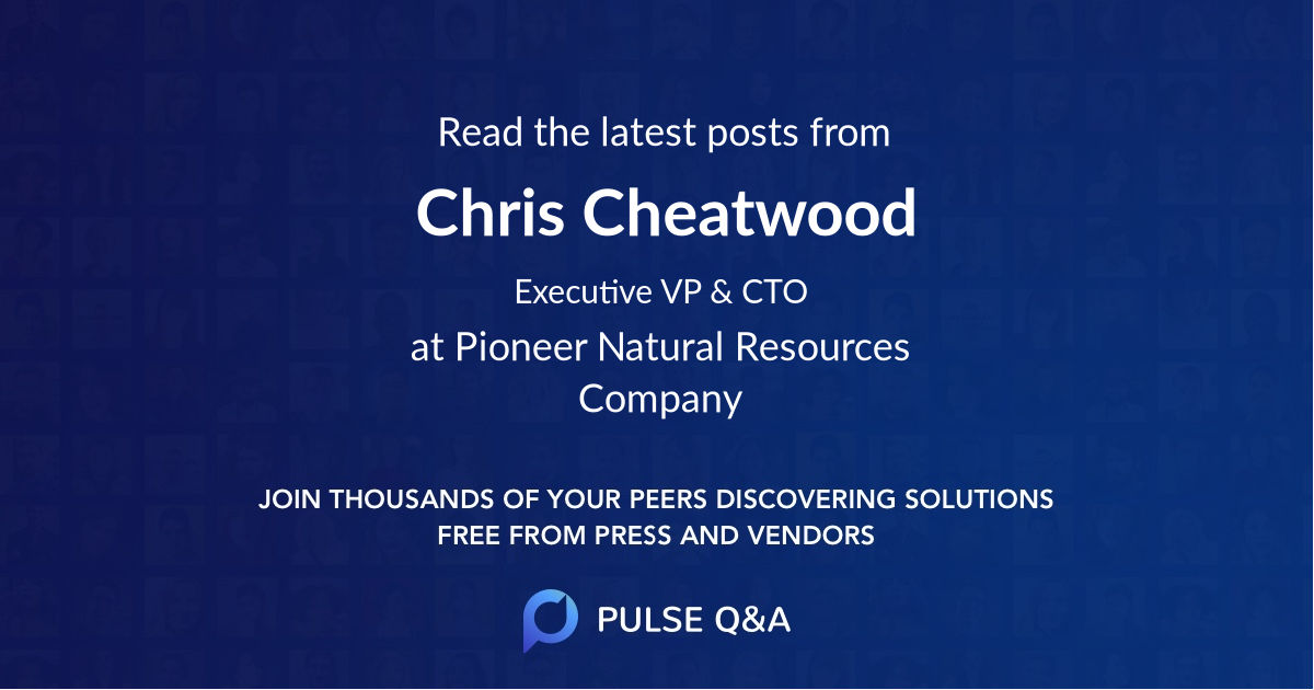 Chris Cheatwood