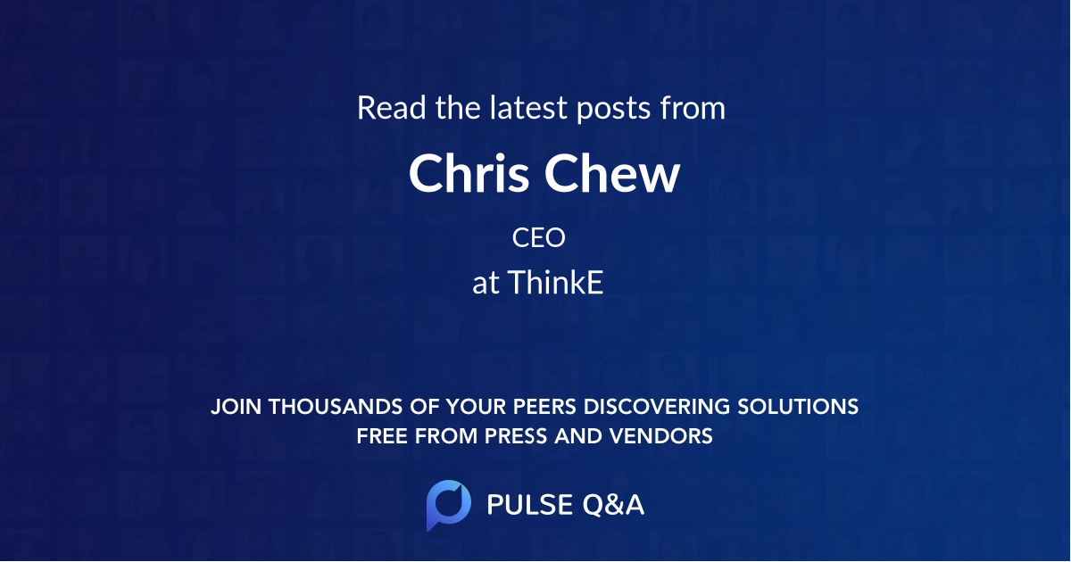 Chris Chew