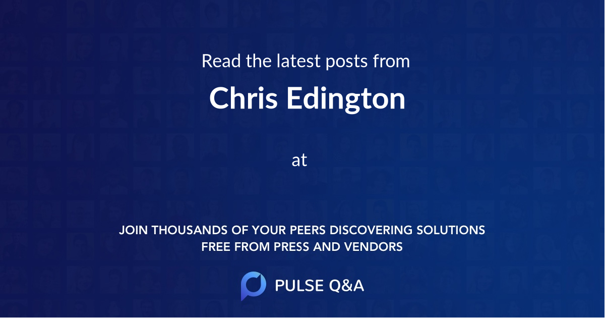 Chris Edington