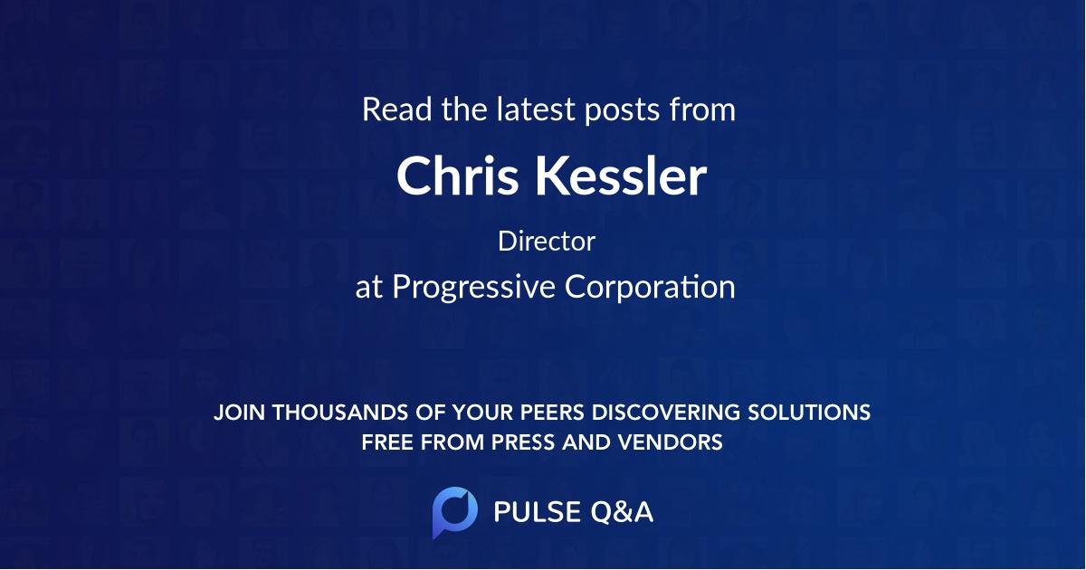 Chris Kessler