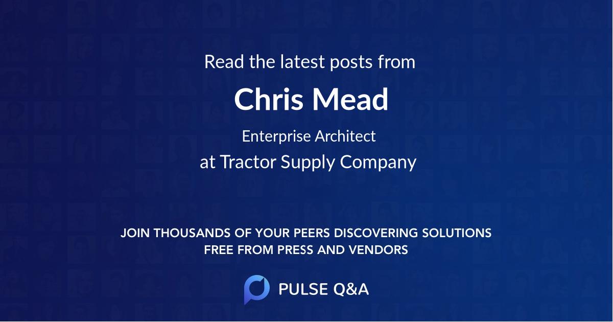 Chris Mead