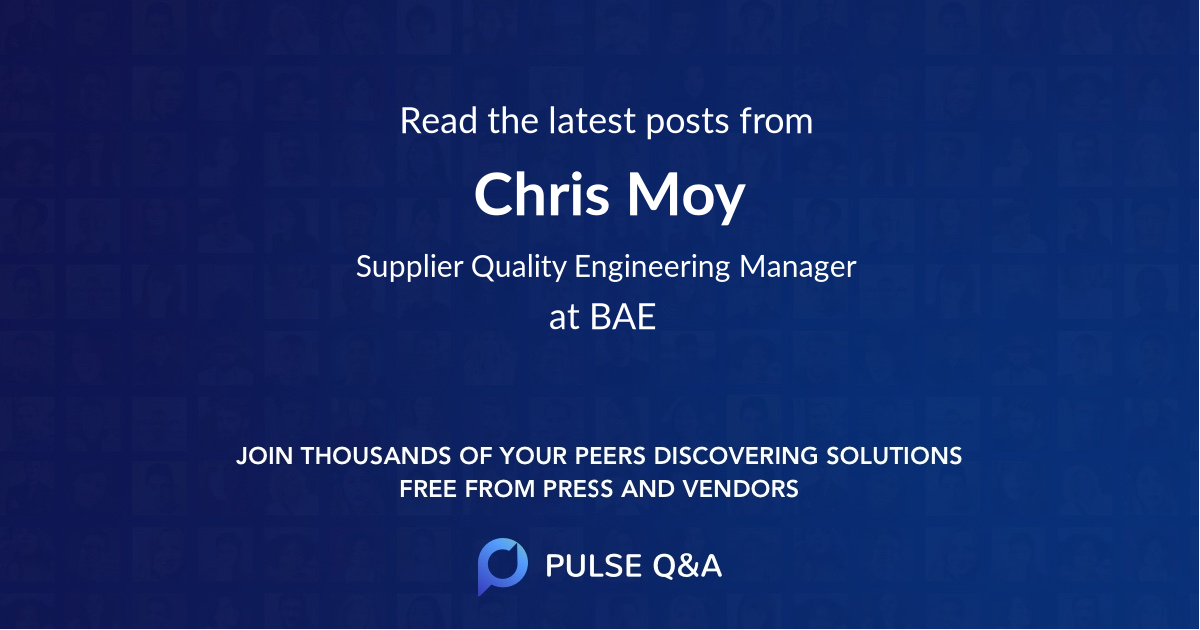 Chris Moy