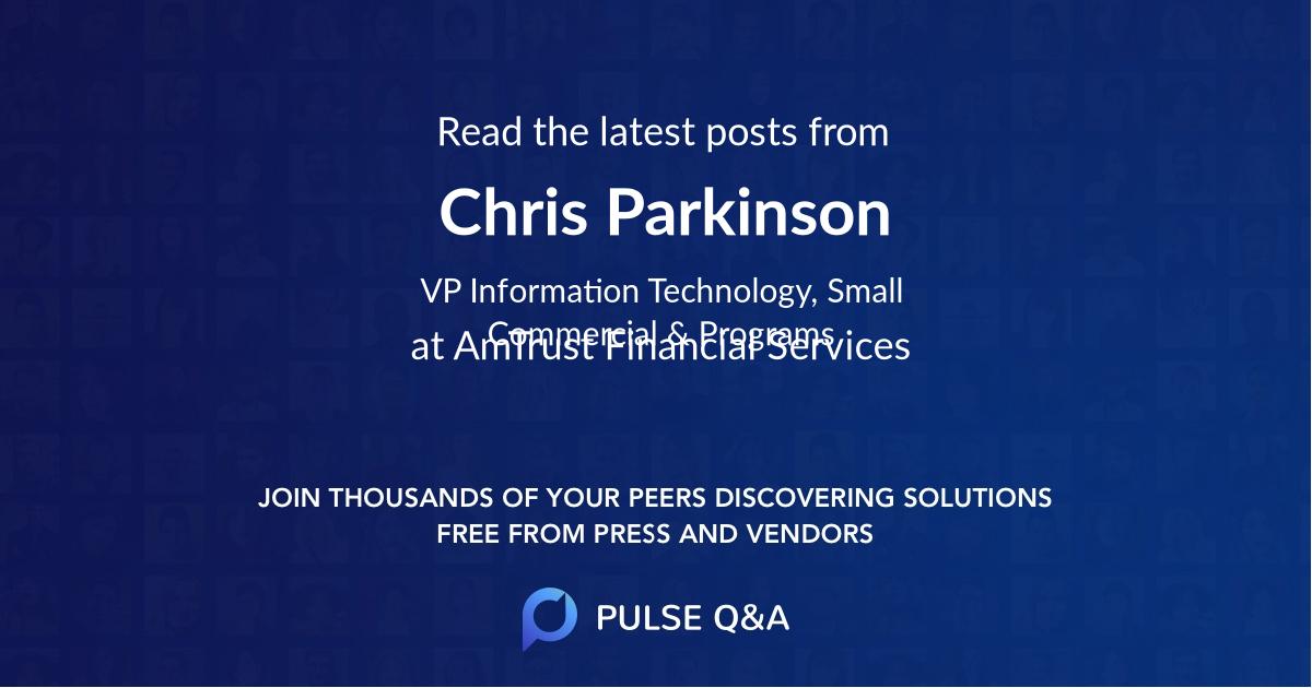 Chris Parkinson