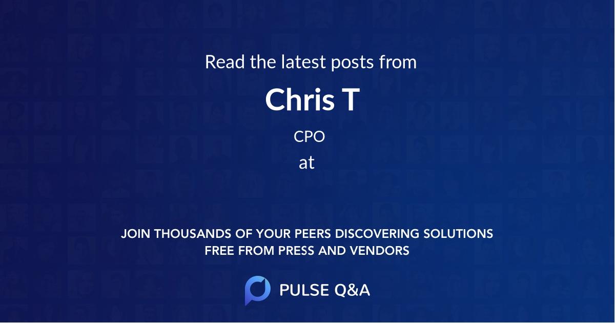 Chris T