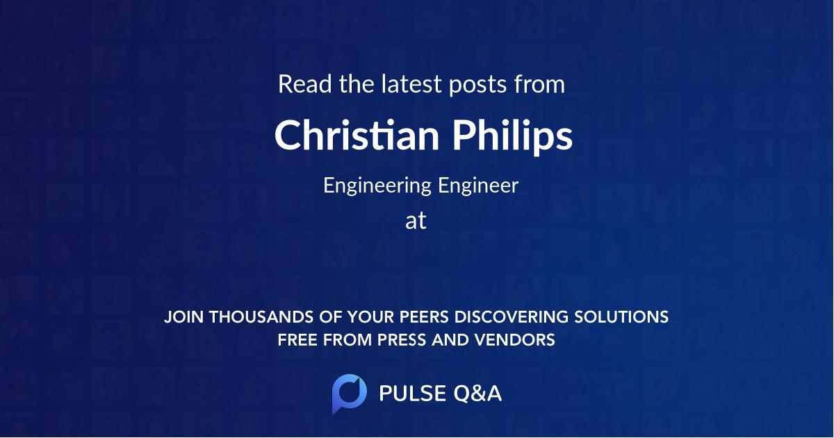 Christian Philips