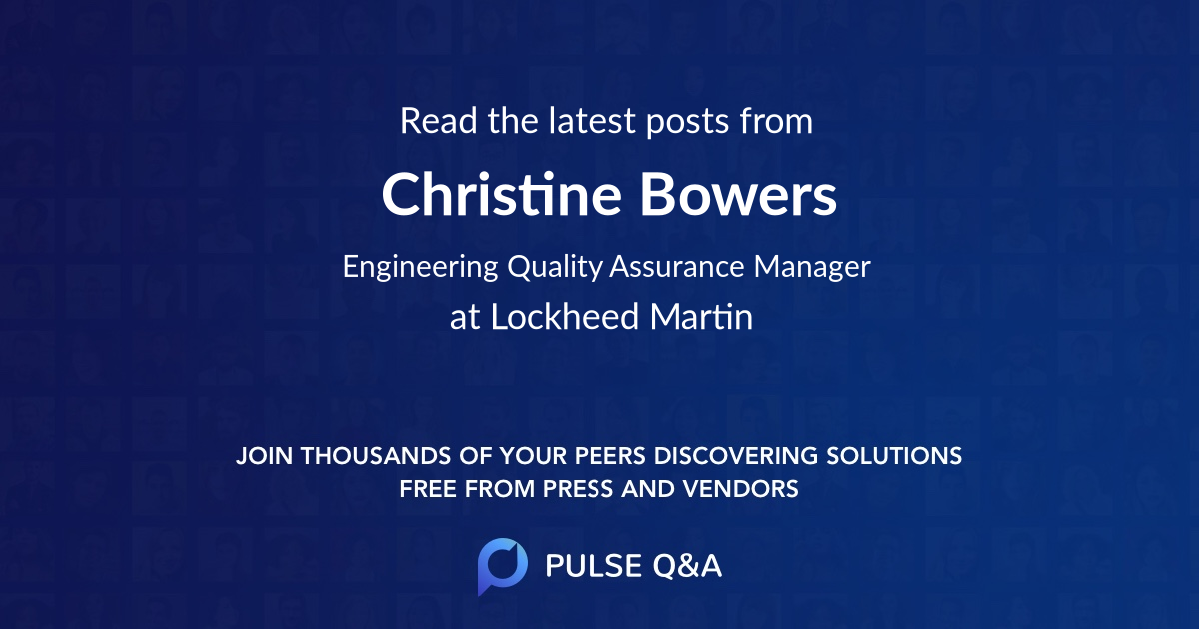 Christine Bowers