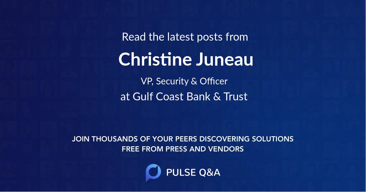 Christine Juneau