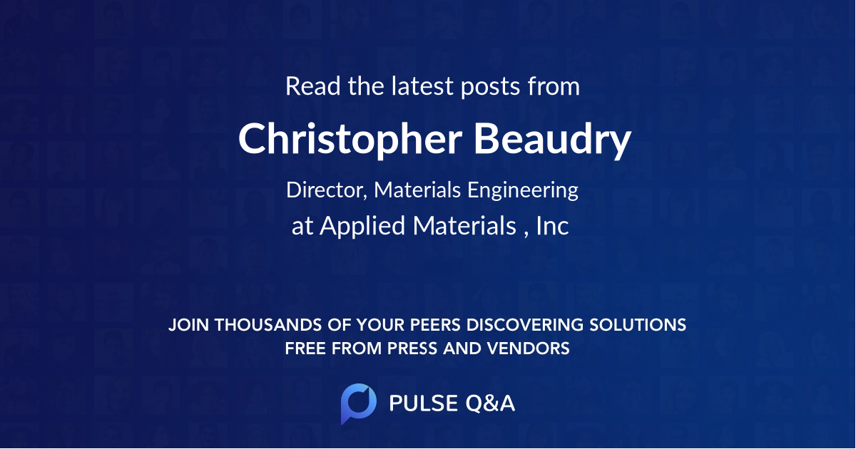 Christopher Beaudry