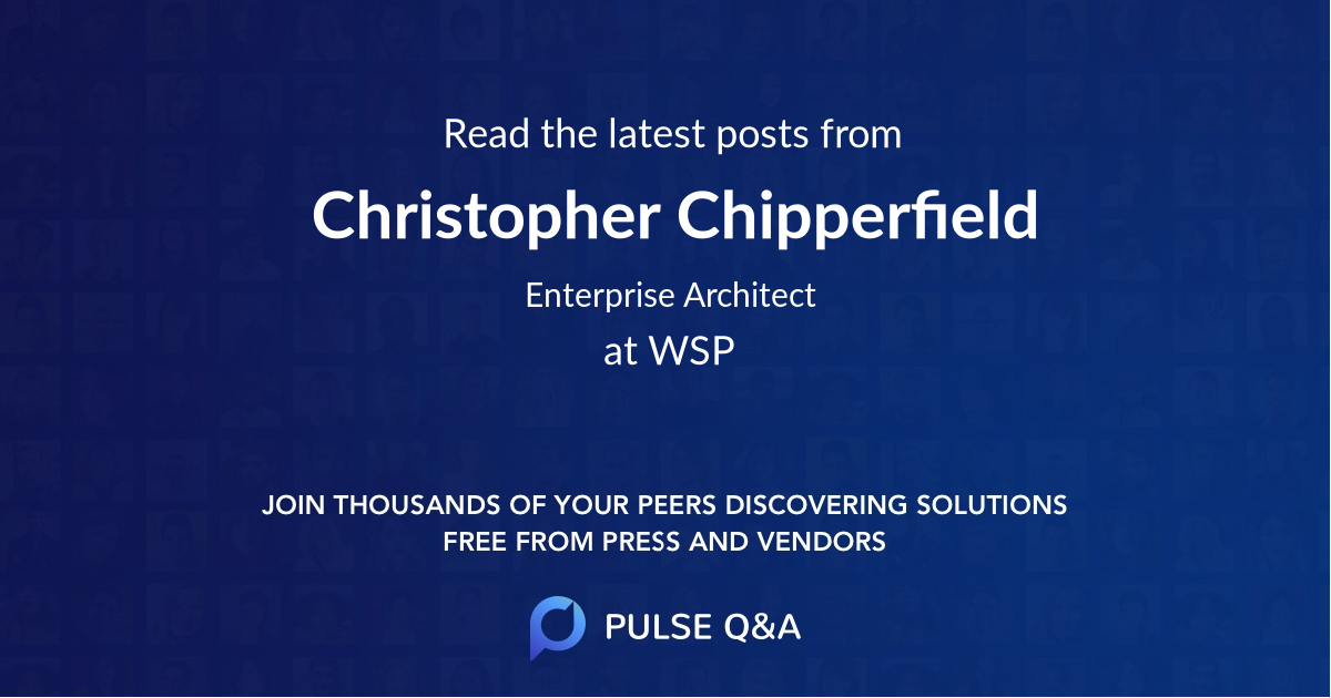 Christopher Chipperfield
