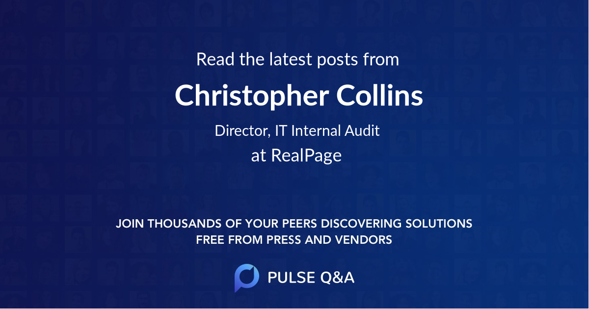 Christopher Collins
