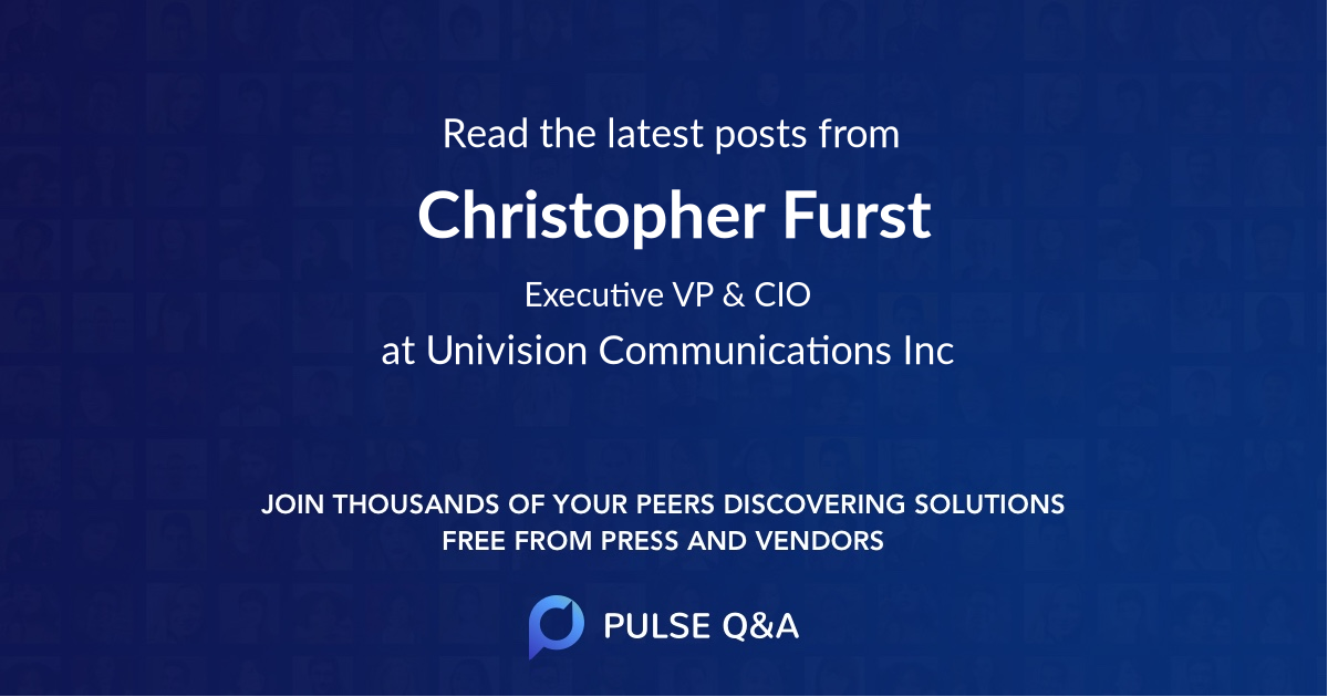 Christopher Furst