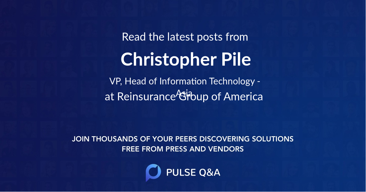 Christopher Pile