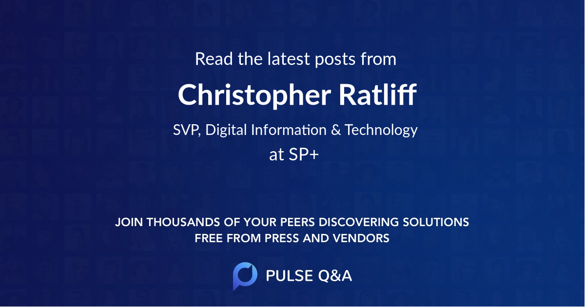 Christopher Ratliff