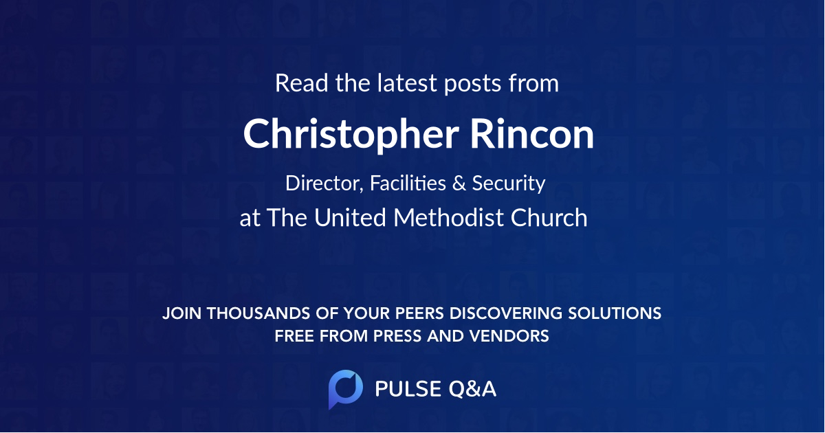 Christopher Rincon
