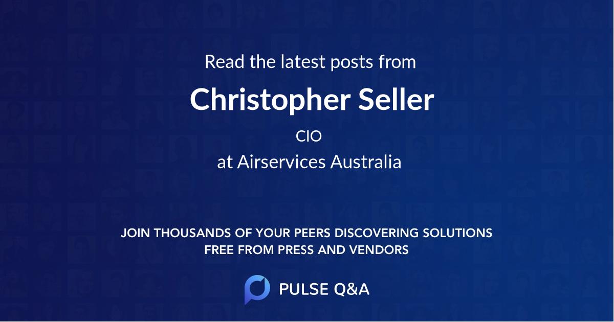 Christopher Seller