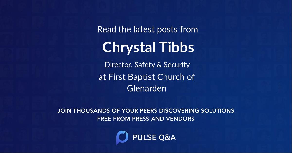 Chrystal Tibbs