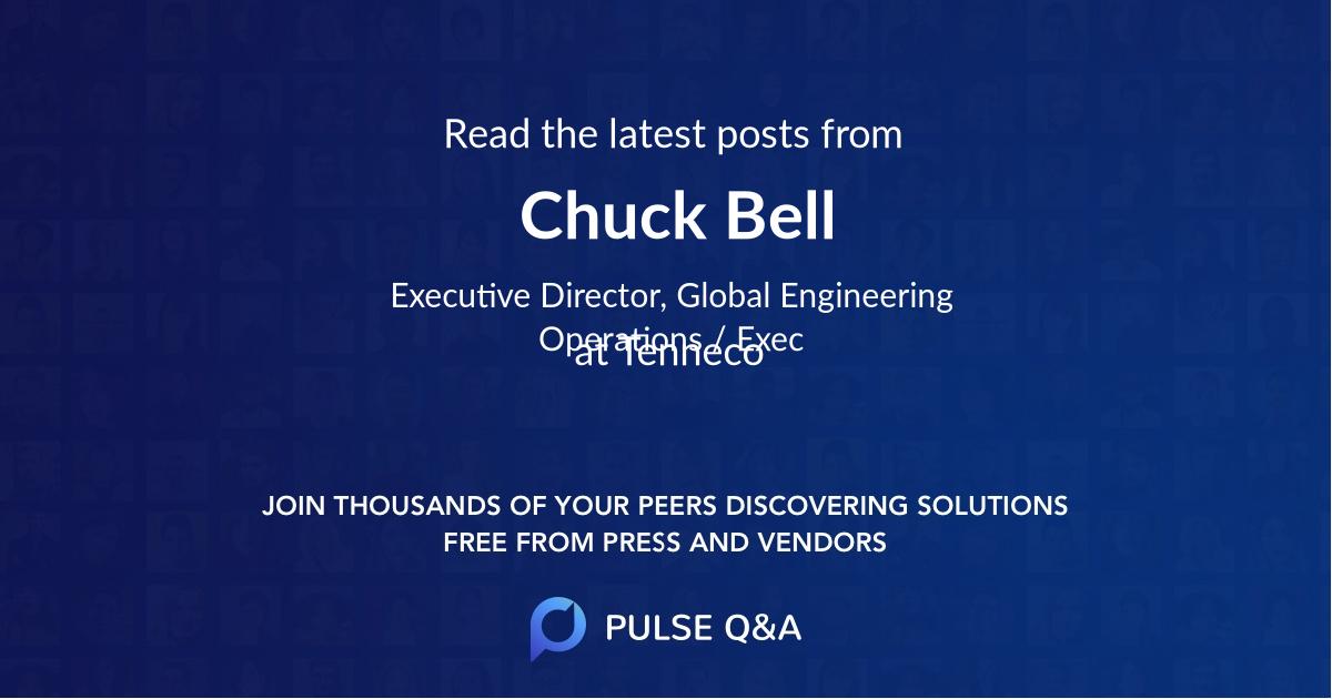 Chuck Bell