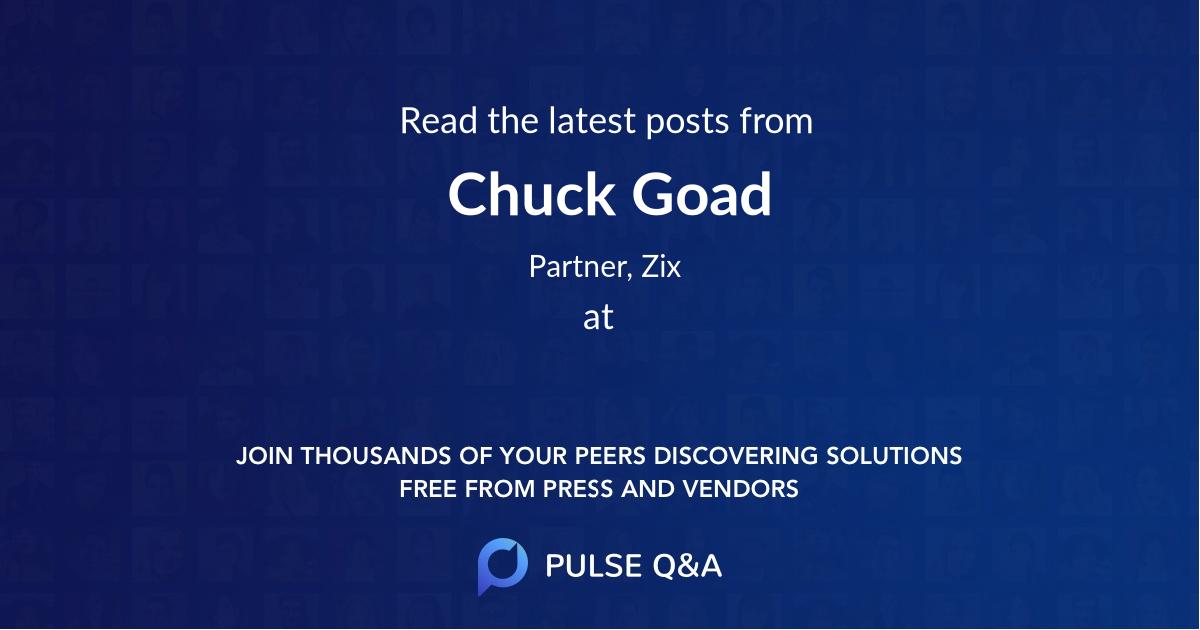 Chuck Goad