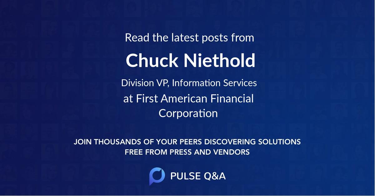 Chuck Niethold