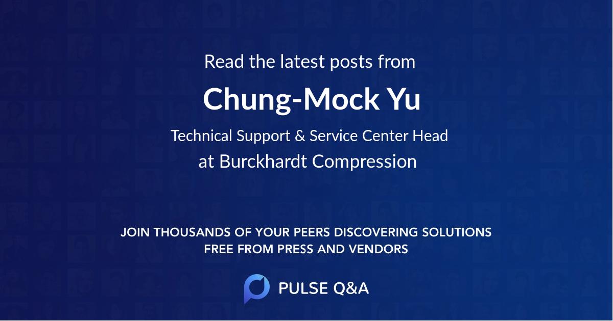 Chung-Mock Yu