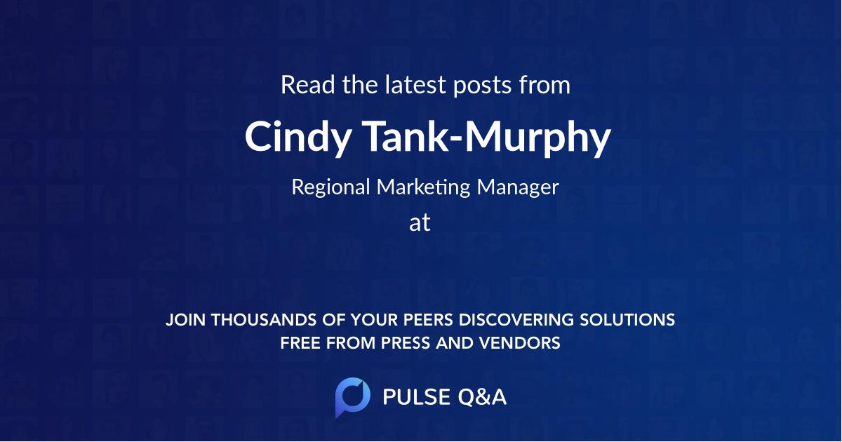 Cindy Tank-Murphy