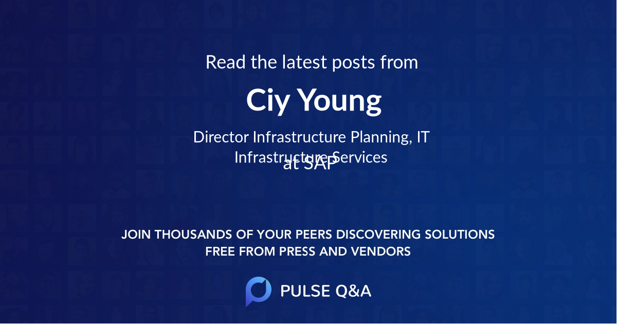 Ciy Young