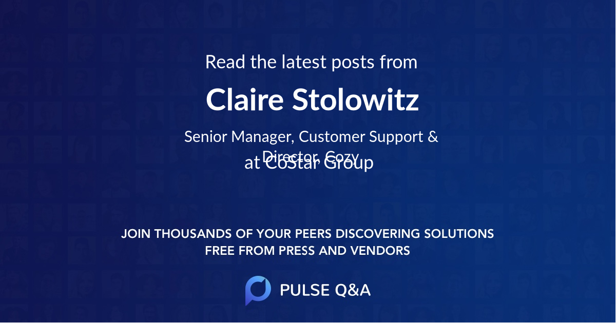 Claire Stolowitz