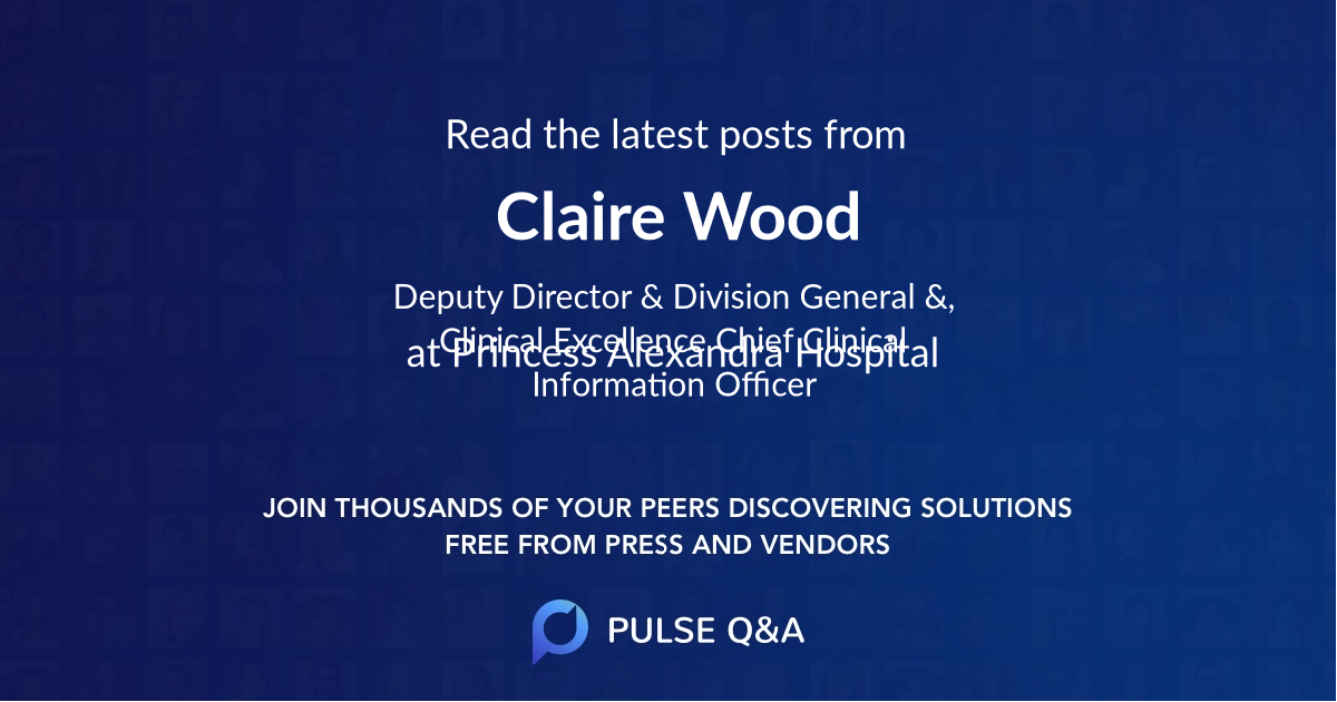 Claire Wood