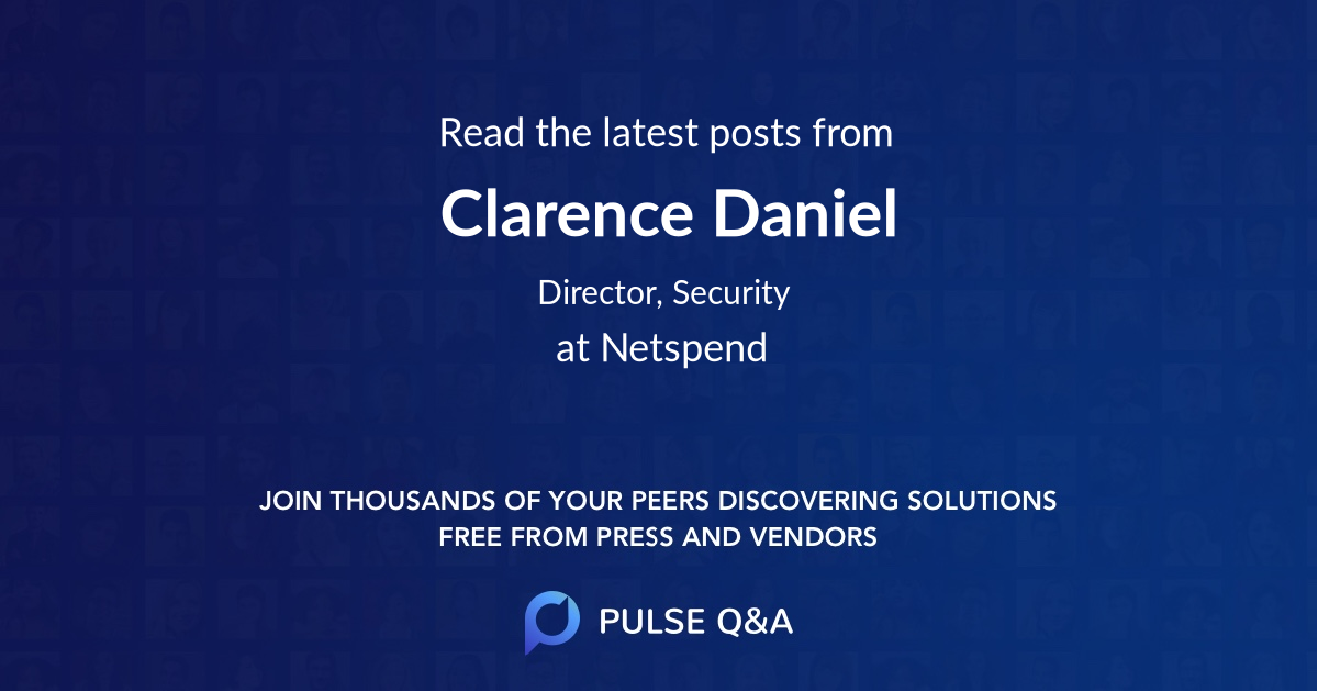 Clarence Daniel