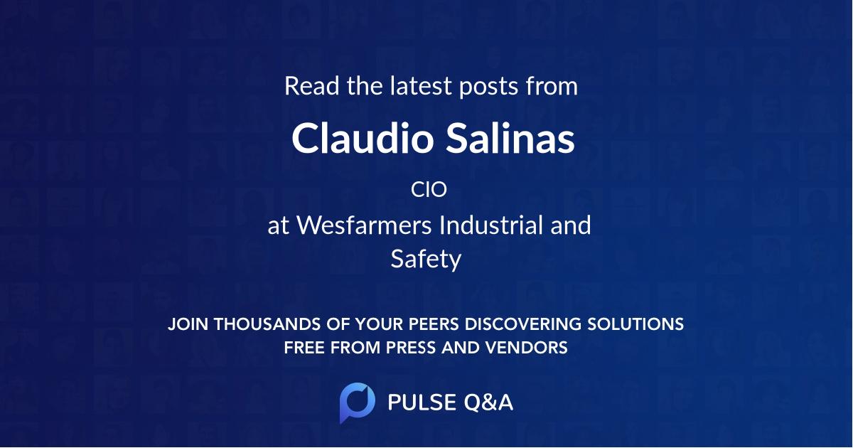 Claudio Salinas