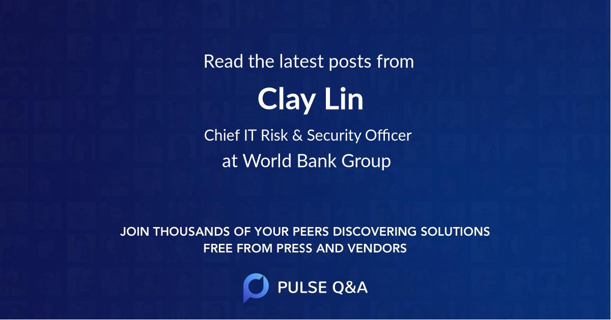 Clay Lin