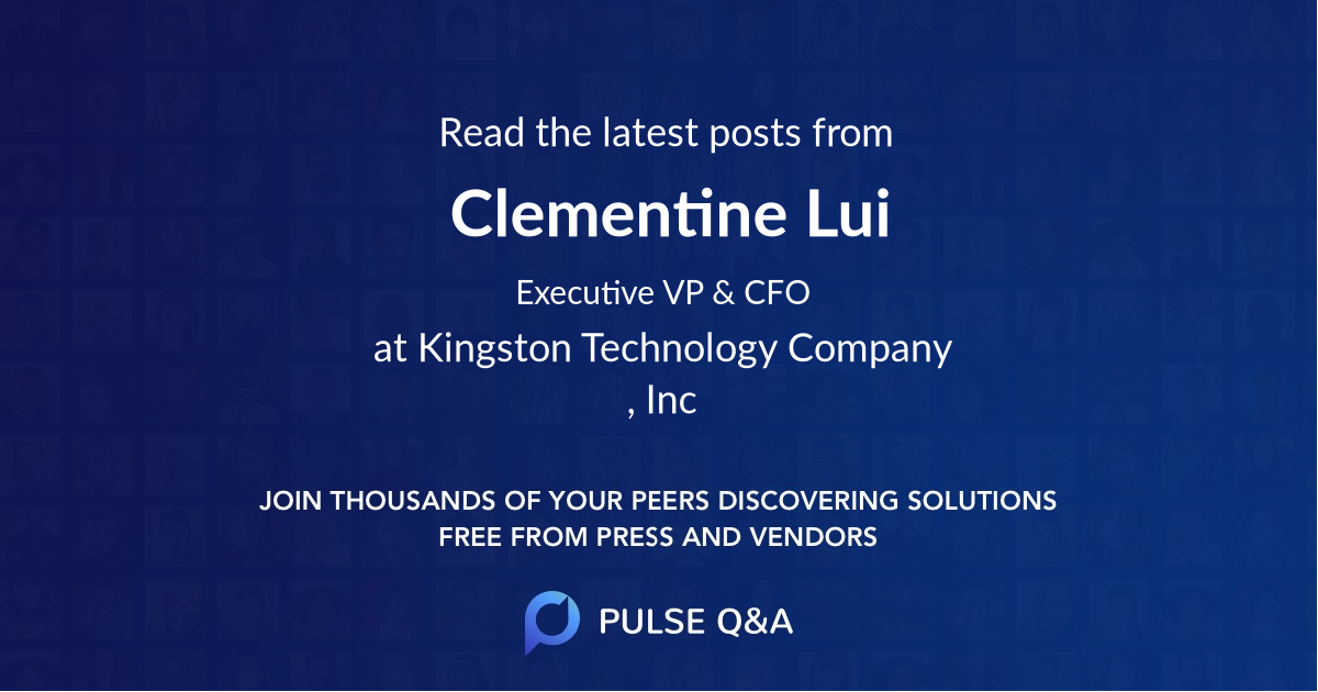 Clementine Lui