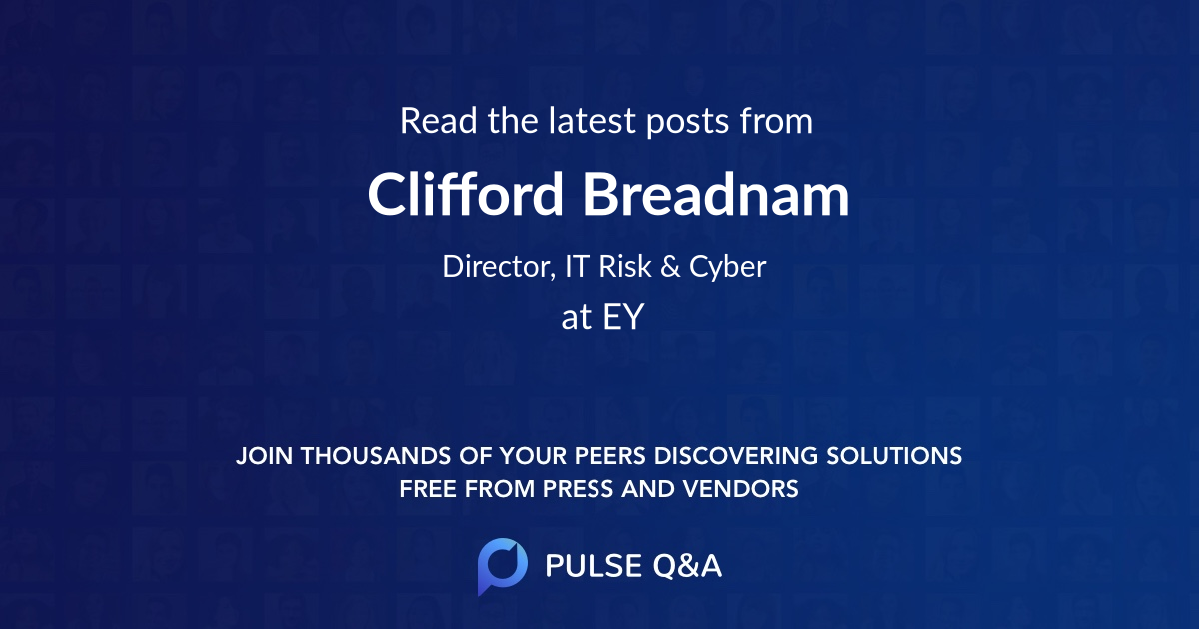 Clifford Breadnam