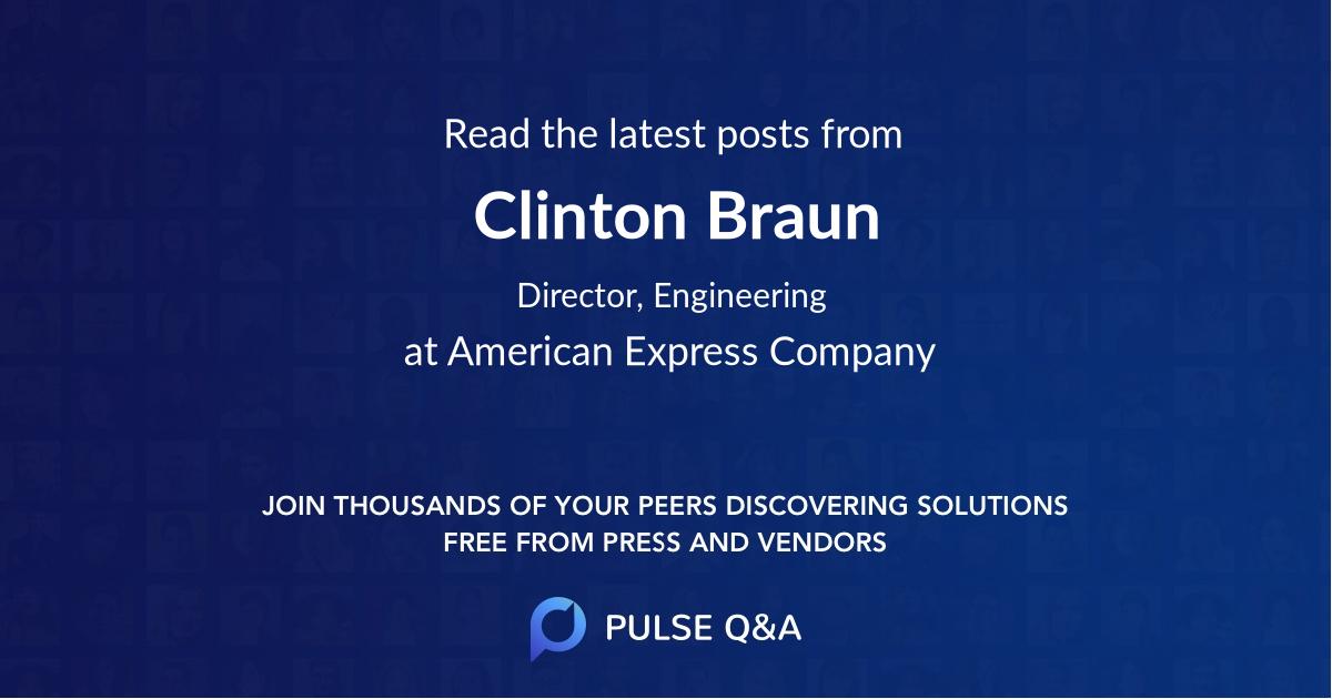 Clinton Braun