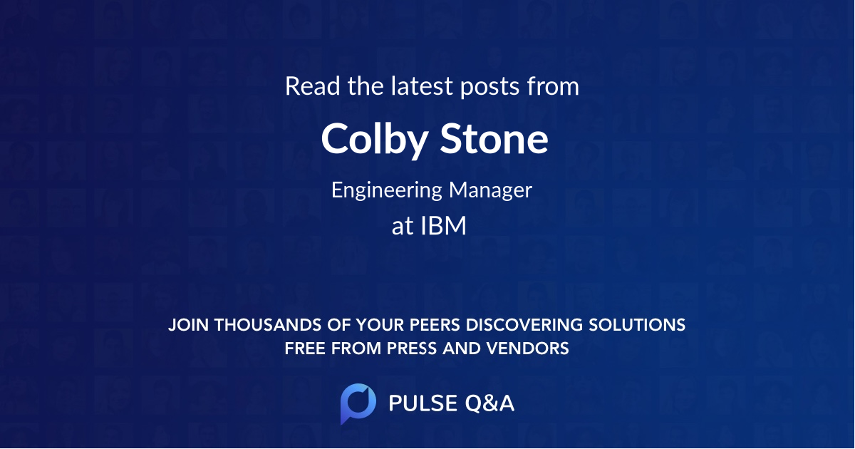 Colby Stone