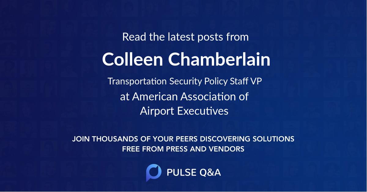 Colleen Chamberlain