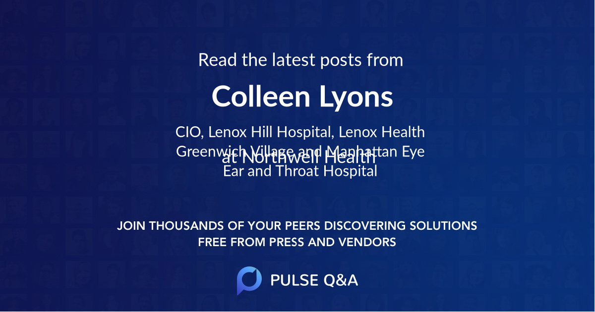 Colleen Lyons