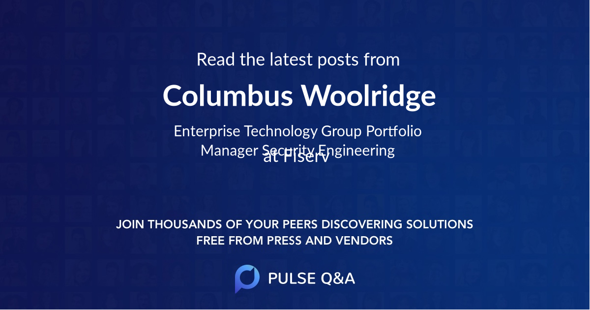 Columbus Woolridge